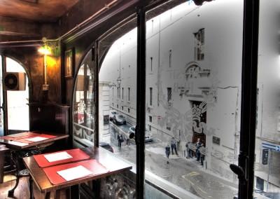 Trinity College Rome Pub