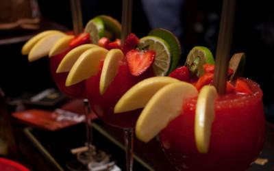 Strawberry Frozen Margarita