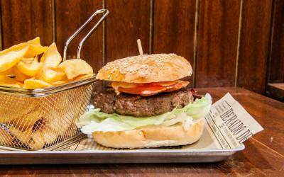 Trinity Burger