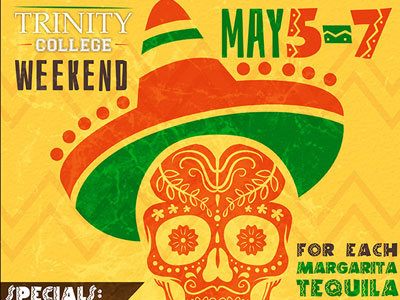 Cinco De MaYo, 5 to 7 May
