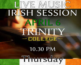Live Music Irish Session