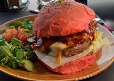 Black Angus Gourmet Burger