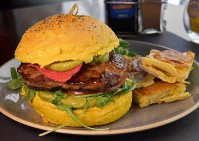 Pata Negra Gourmet Burger