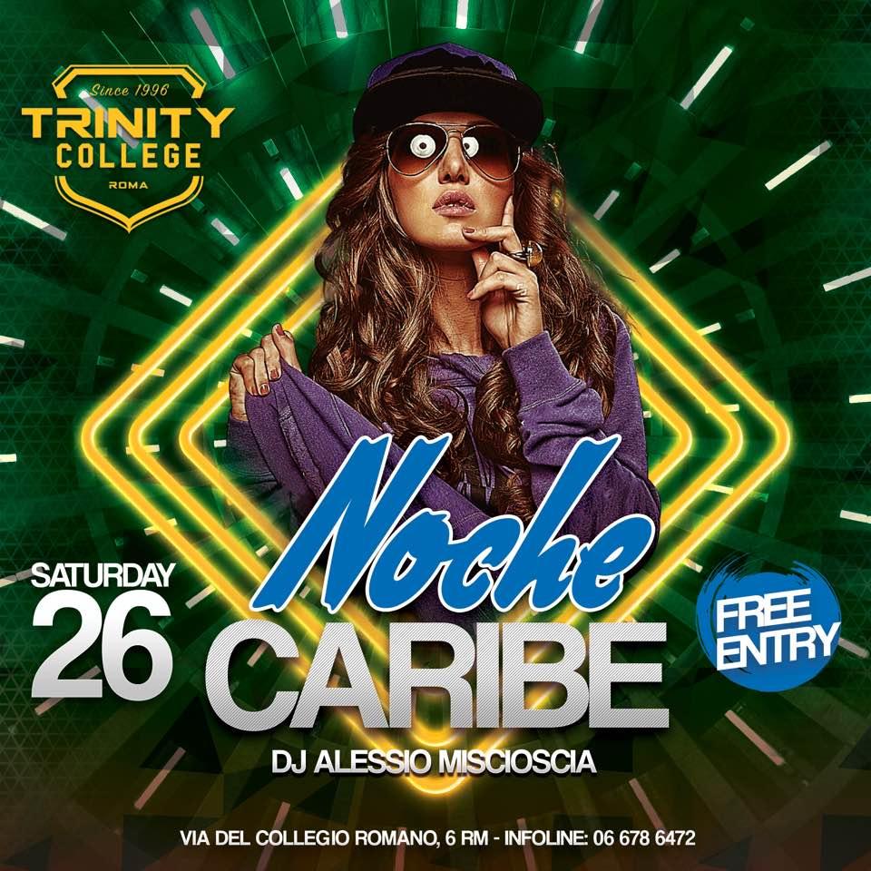 Noche Caribe Party